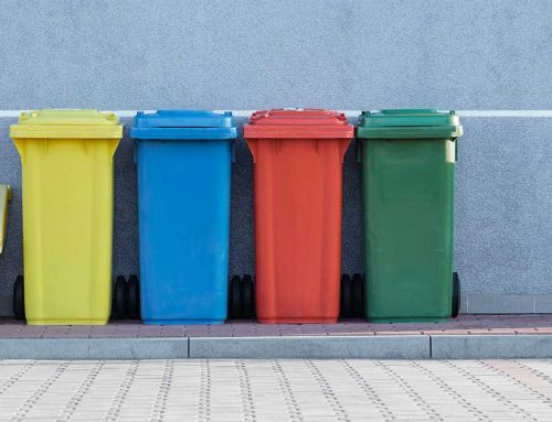 Internet of Bins: Proper solid waste management is everyone's responsibility